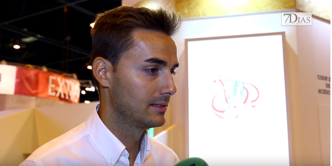 Entrevista en el stand El Ajero en la Fruit Attraction 2017