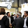 Ambiente en el stand de Extremadura en la Feria Fruit Attraction 2017