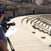 El patrimonio de Mérida protagonista de un documental para la TV francesa