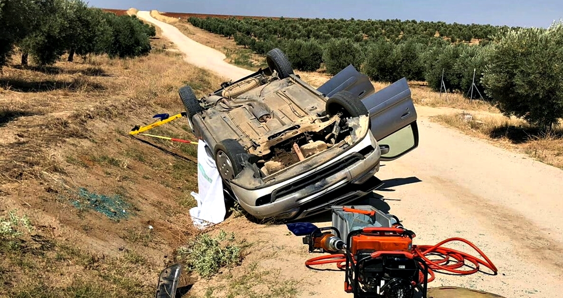 Accidente mortal en la carretera extremeña