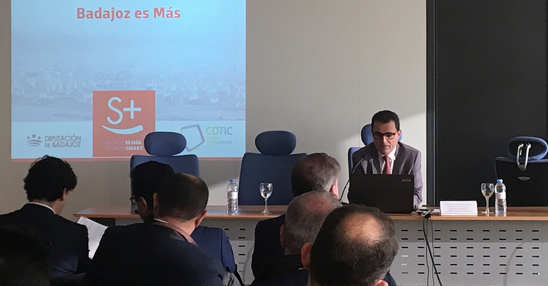 Don Benito acoge el IV foro 'Small Smart Cities'