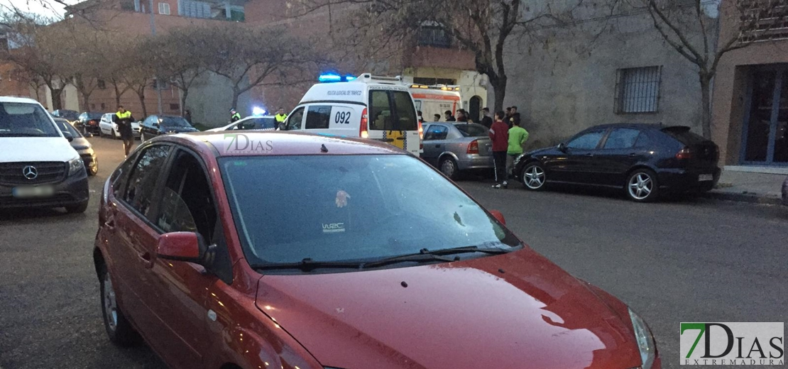 Atropellan a un menor en Ronda Norte (Badajoz)