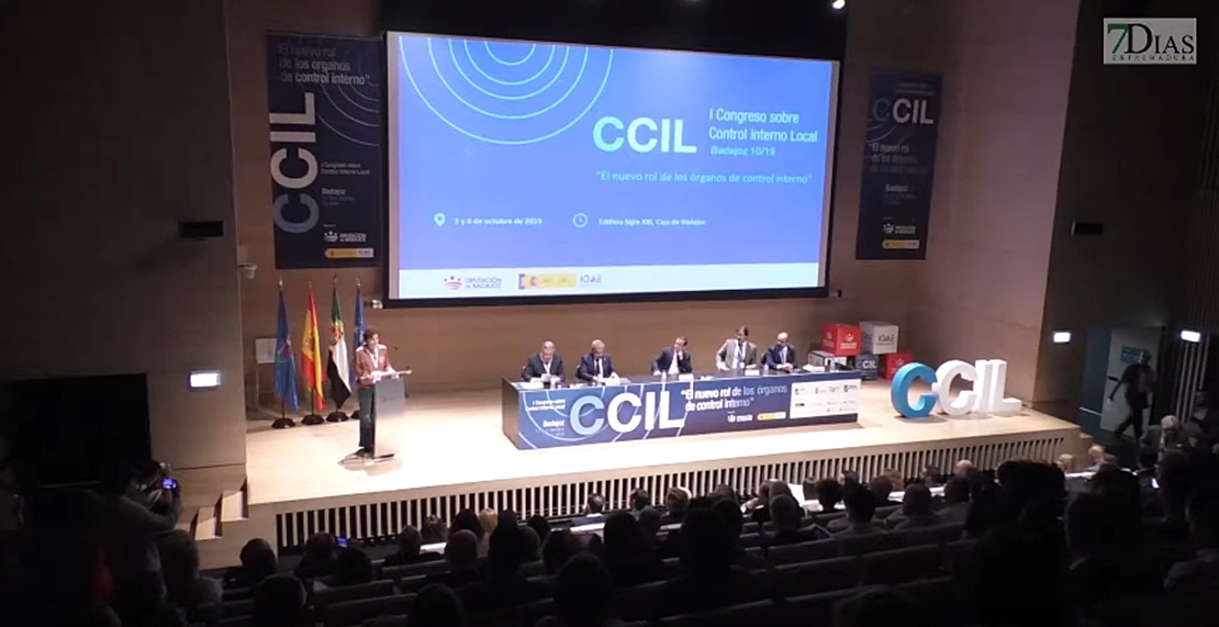 Inaugurado el I Congreso sobre control interno local