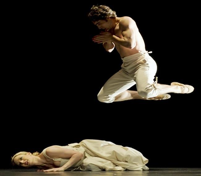 El bailarín extremeño Óscar Alonso, en la élite de la danza a nivel mundial