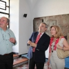 Fragoso visita la Escuela de Artes y Oficios Adelardo Coversí de Badajoz