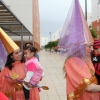 La lluvia no consigue empañar el carnaval de Cerro Gordo