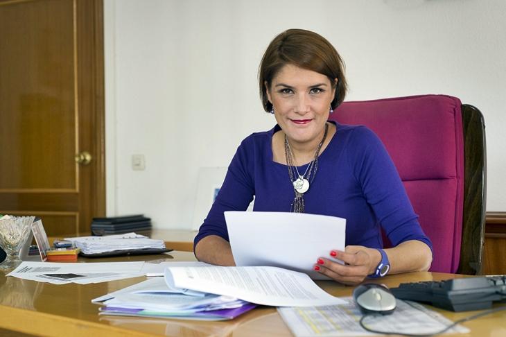 Entrevista a la nueva directora general del IMEX, Elisa Barrientos