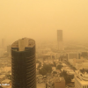 Una importante tormenta de arena 'mortal' provoca numerosos problemas en Oriente Medio