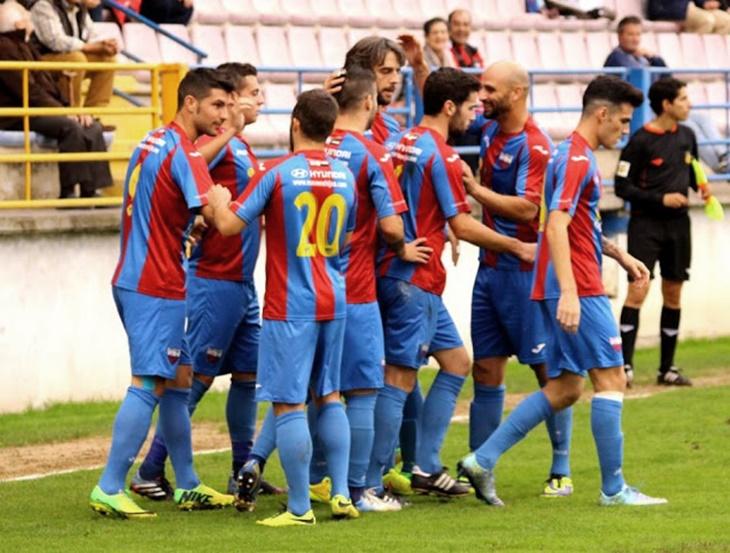 El Extremadura UD es el equipo más goleador de las ligas nacionales