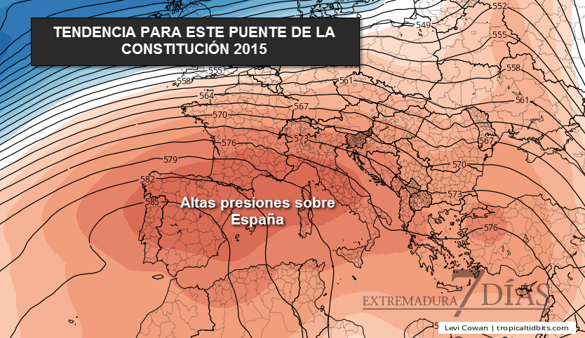 Adelanto de las previsiones para este puente de la Constitución en España ¿Cómo será?