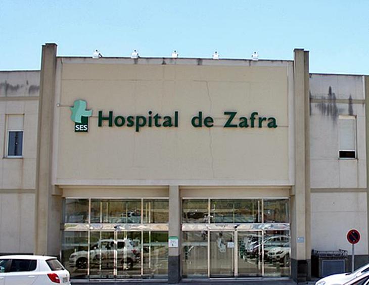 El hospital de Zafra mejora la alimentación de sus pacientes tras sus quejas