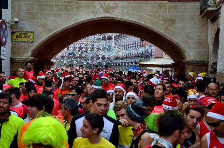 2.500 atletas participarán en la cuarta San Silvestre Pacense