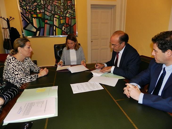 Ayto de Cáceres y Liberbank firman una operación de tesorería por 5,1 millones