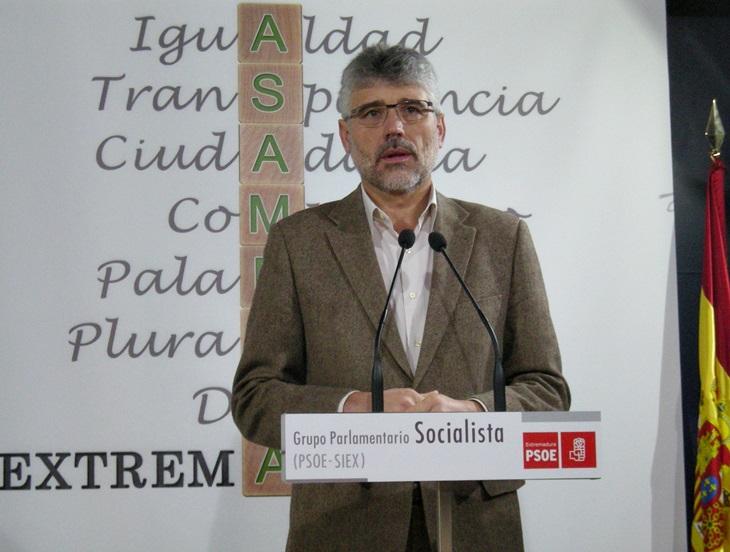 """PSOE: """"La subida de impuestos solo afectará a las rentas más altas"""""""