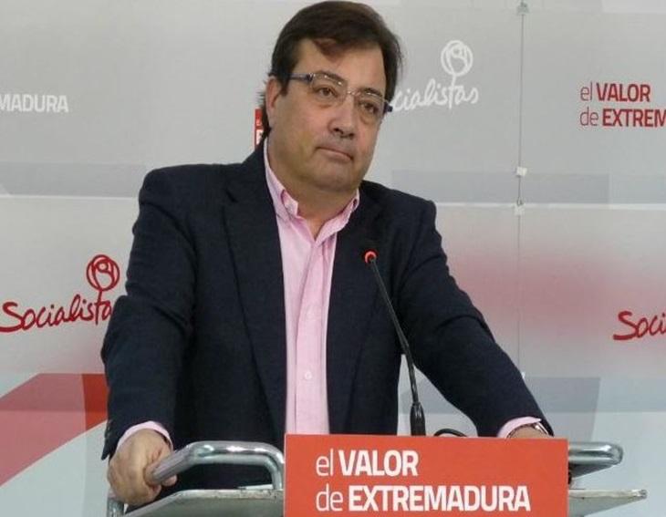 """Vara: """"No apoyaremos al PP, ni con Rajoy ni con otro candidato al frente"""""""