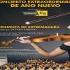 El López de Ayala acogerá el concierto de Año Nuevo de la OEx