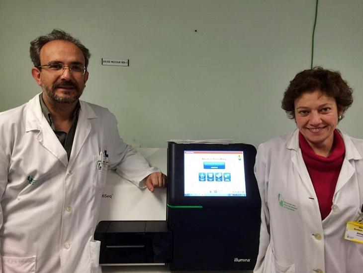 El hospital de Cáceres instaura en Extremadura una tecnología revolucionaria