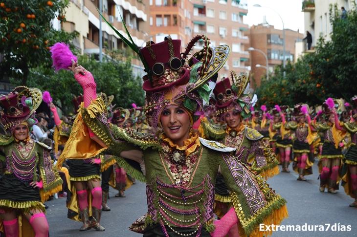 carnaval badajoz ganadores