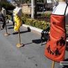 Exposición de delantales con motivo del Día de la Mujer
