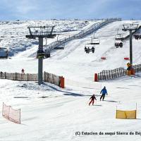 La Covatilla aprovecha su mejor momento del año con 12 km esquiables