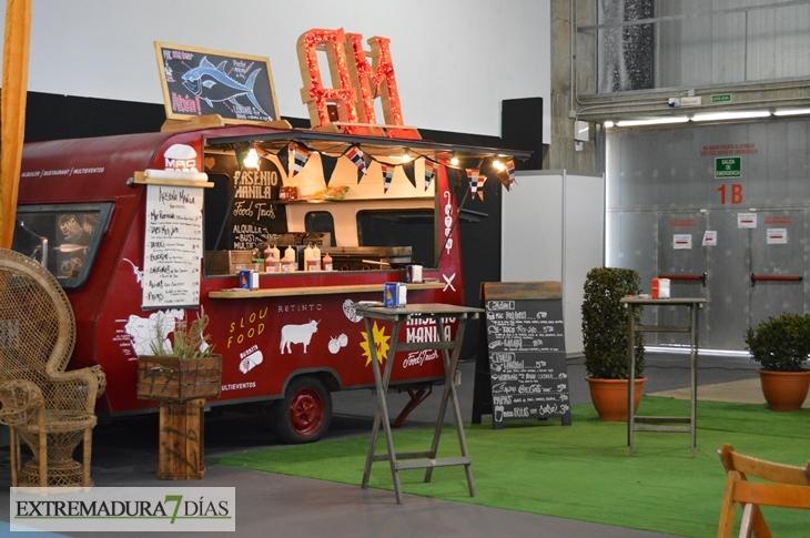 """""""Badajoz Food Truck Festival"""" principal novedad de la 23ª Feria del Mueble"""