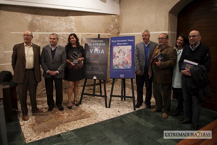 Presentadas las obras ganadoras de los Premios Ciudad de Badajoz