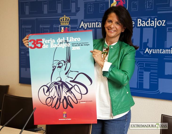 La autora de 'Palmeras en la nieve' estará en la Feria del Libro de Badajoz