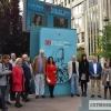 Imágenes de la inauguración de la  XXXV Feria del Libro de Badajoz