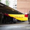 Imágenes del homenaje en Defensa a los Reservistas Voluntarios de Badajoz