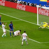 Italia apea de la Euro a España