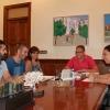La asociación de deficientes auditivos expone sus nuevos proyectos en Mérida