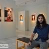 Inaugurada la exposición 'R@stros', de Javier Lozano Martín en Diputación