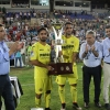 El Villarreal se lleva el recuperado Trofeo Ibérico