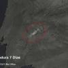 El incendio de Cáceres es visible desde el espacio