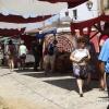 Un Alburquerque de época se engalana para el Festival Medieval