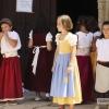 Teatro dentro del Festival Medieval de Alburquerque