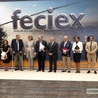Inaugurada la XXVI edición de FECIEX