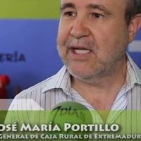 Entrevista al director General de Caja Rural de Extremadura