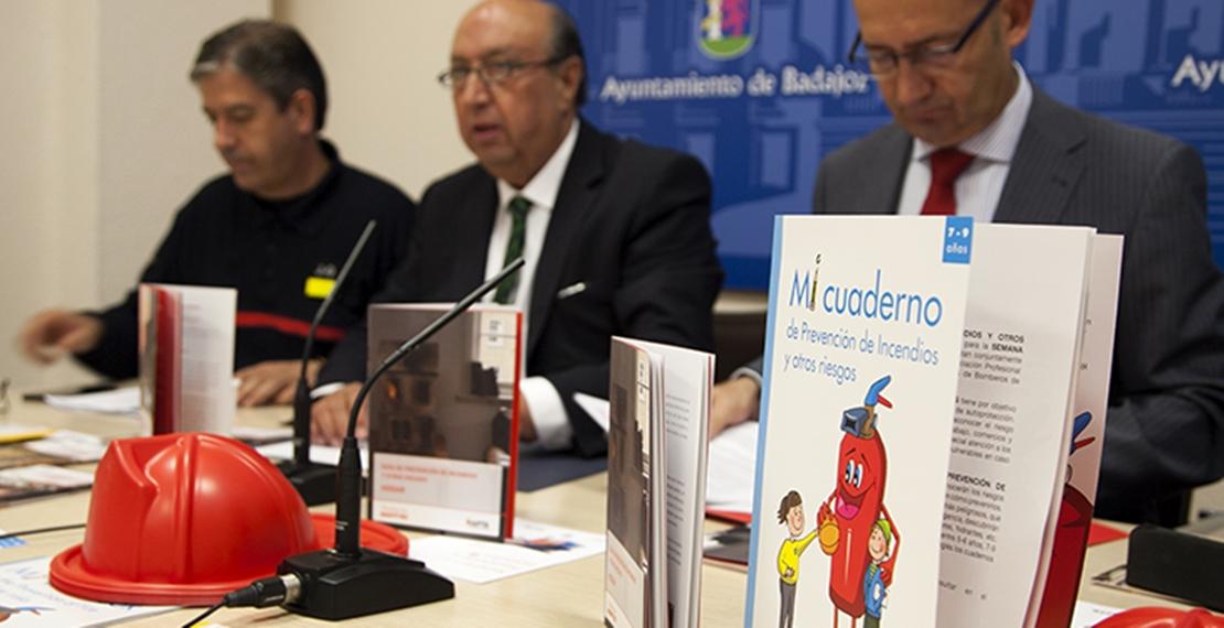 Badajoz celebrará la Semana de la Prevención de Incendios