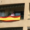 Badajoz celebra el izado de bandera con motivo de la Fiesta Nacional