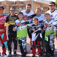 Desencuentro del BMX extremeño con la Federación de Ciclismo