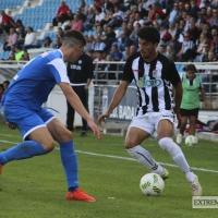 Imágenes del CD Badajoz 6 - 1 Díter Zafra