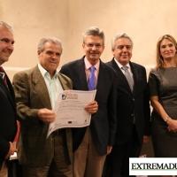 Imágenes de la entrega de premios del Día del Comercio en Badajoz
