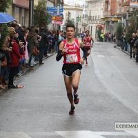 Benabbou debuta en la media maratón con una gran marca