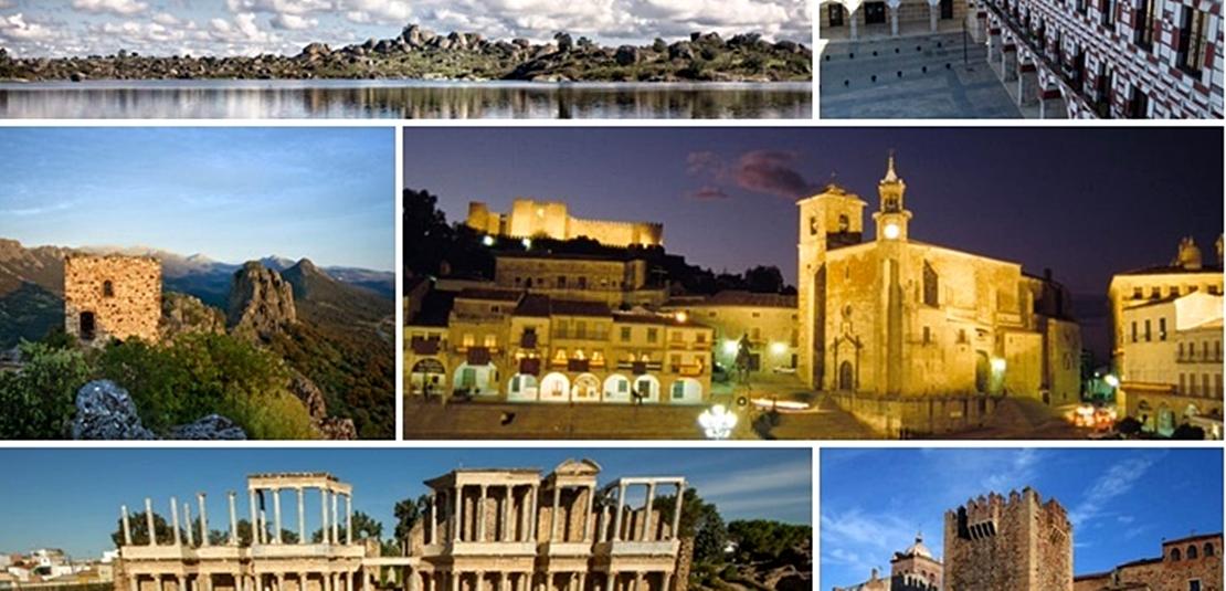 Extremadura se exhibe en Euskadi