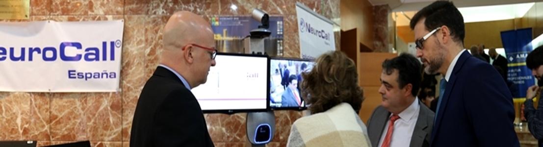 Neurocall España presenta su tecnología en VIDEOMED 2016