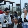 Ambiente en la XXXIII edición de la Feria de la Castaña de Marvao