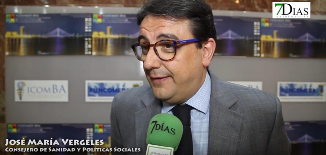El consejero Vergeles habla sobre el XX certamen Videomed
