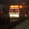 Cuatro heridos en un accidente en el Puente Real (Badajoz)