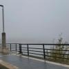 La niebla invade Badajoz